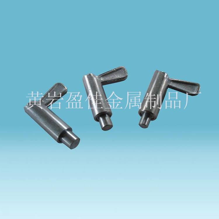 spring loaded bolts