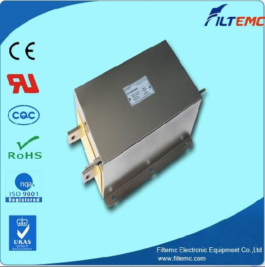 DC PV inverter filter/EMI filter