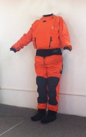 New Shakoo SKAW-101S  Dry Suit, Kayak Dry Suits,Canoe Dry Suit