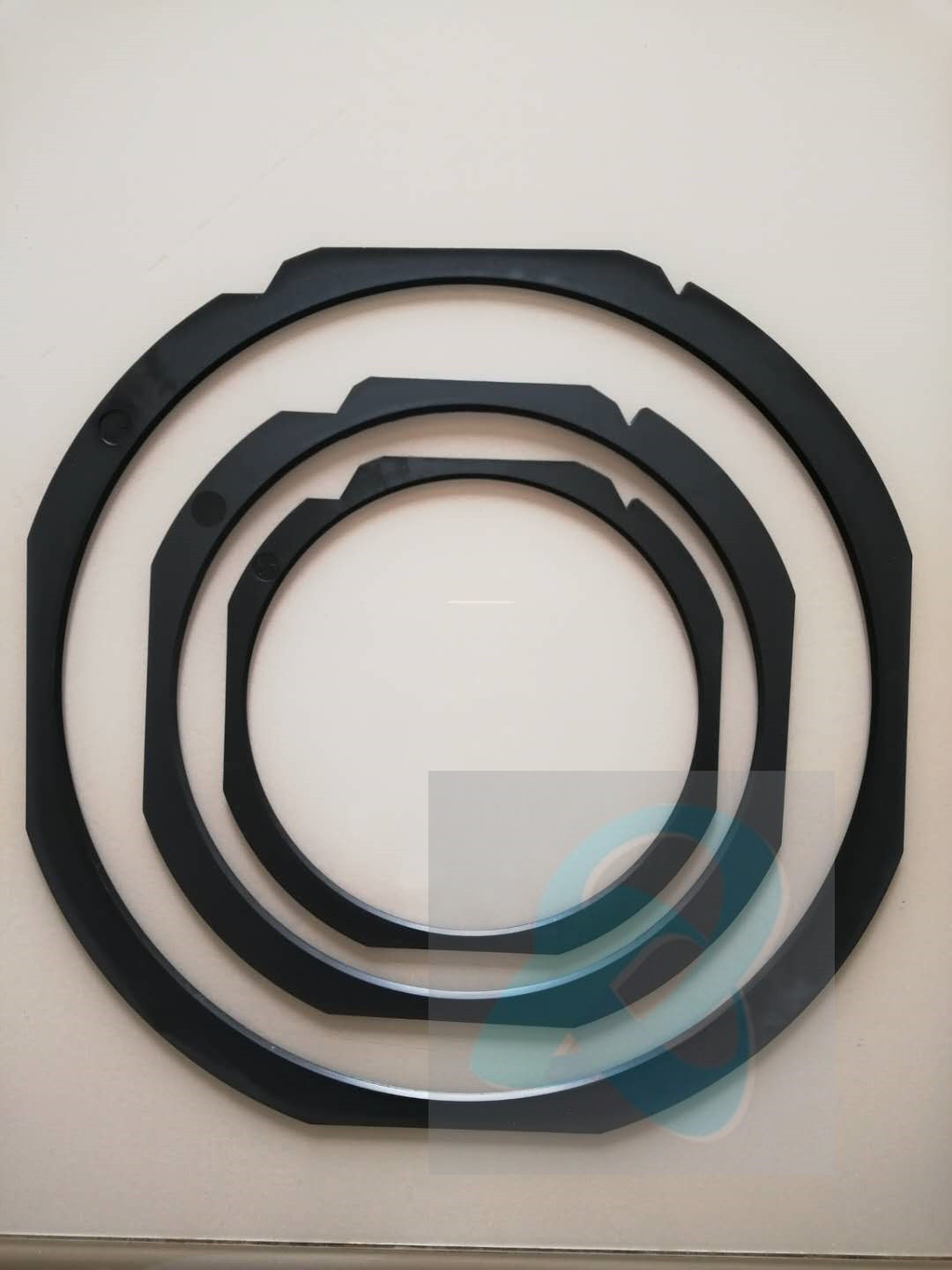 6'', 8'' and 12'' Plastic Ring Frame