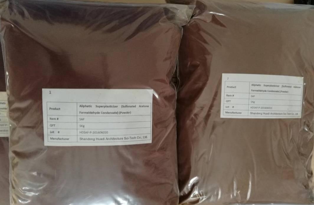Aliphatic Superplasticizer/SAF, Powder, Factory Price