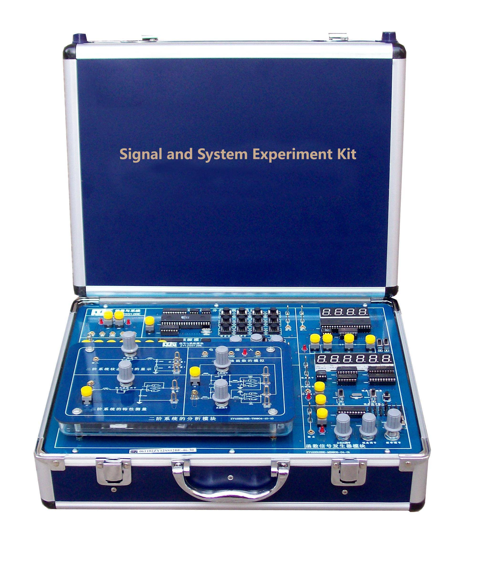 didactic educational equipment training device/ ES0401E Signal and System Experiment Kit