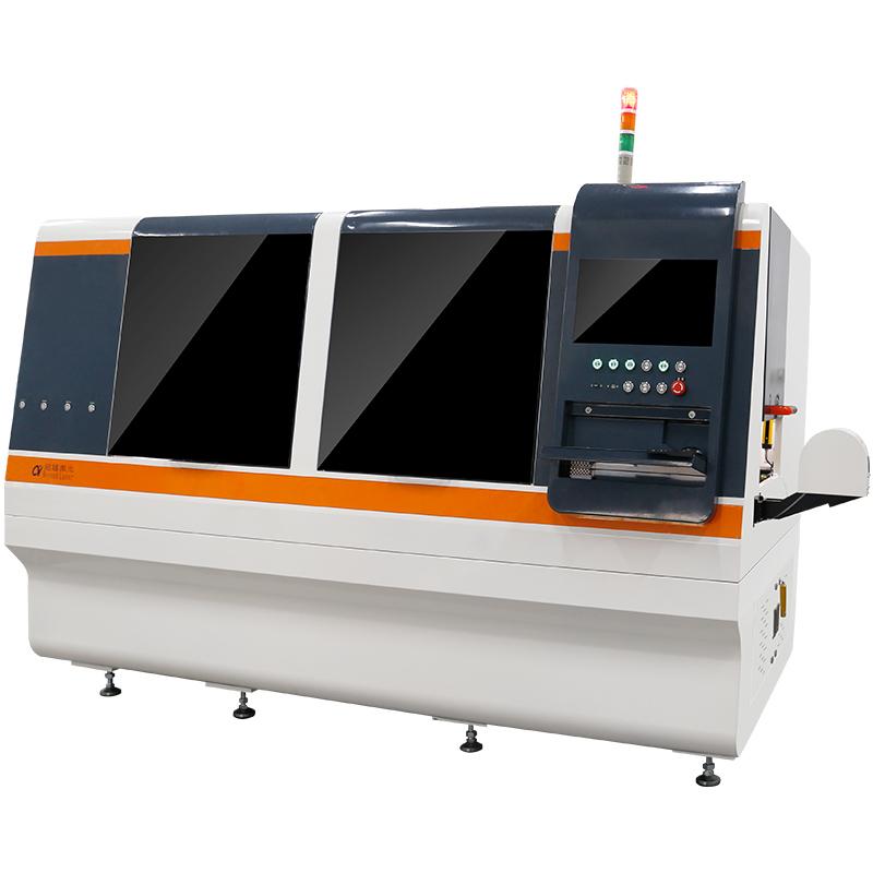 Large format FPC laser machine flex pcb cutting machine coverlay cutter PET films cutting