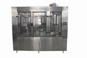 SDF16-12-6 Bottled Water Filling Machine with Washing, Filling, Capping (3 in 1) Function