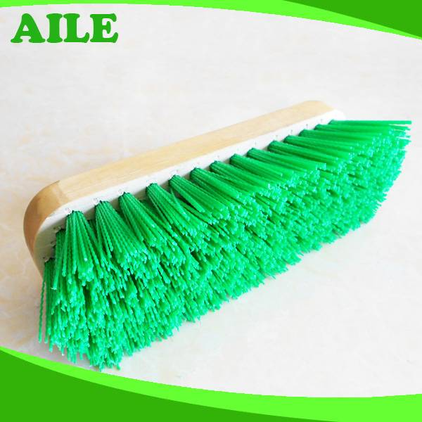 Heavy Duty Bristle Push Broom