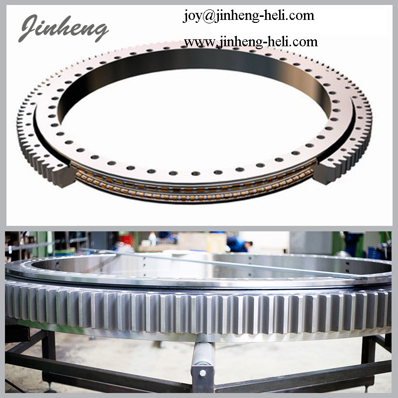 View larger image tadano slew ring,tadano crane turntable bearing,single row ball slewing bearing,