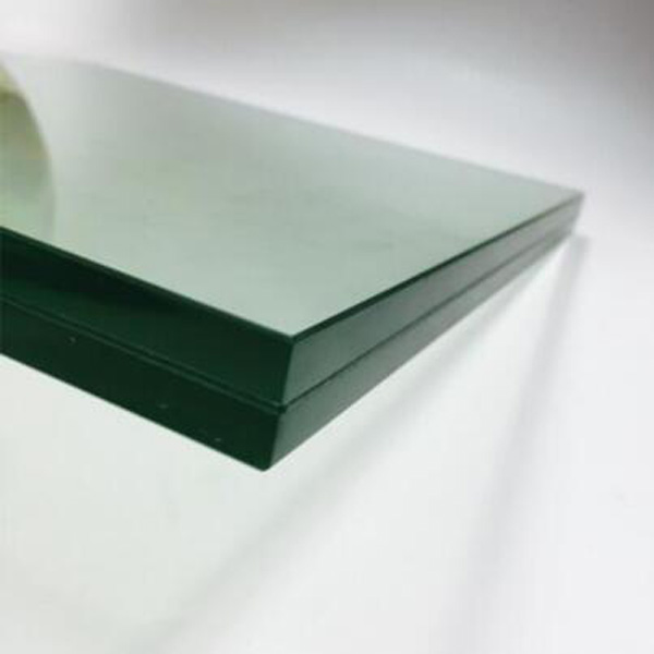 Factory price 10+10mm safety toughened laminated glass