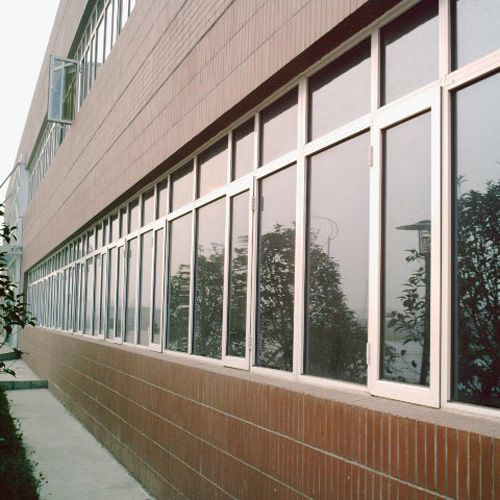 China factory double glazing insulation glass upvc sling window for construction