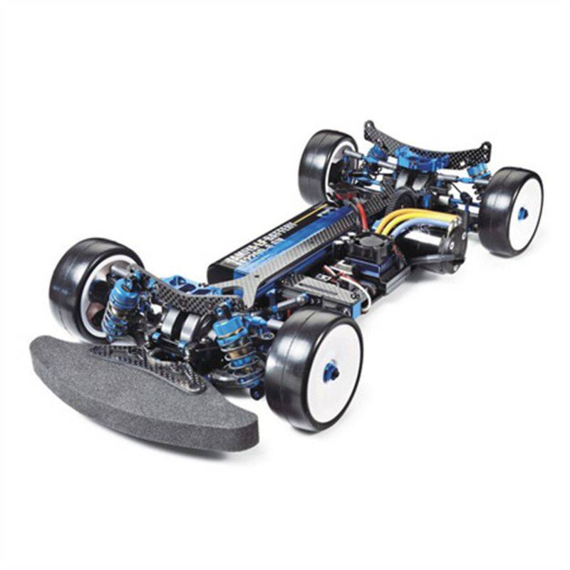 Tamiya TB EVO 6 Chassis Kit 4WD Shaft On Road TAM84379