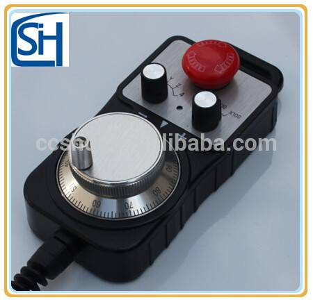RDF Anti-oil sealing plastic Shell manual CNC Electronic Hand Wheel CNC Router Pendant Hand-Held Con