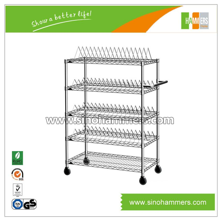 hotel/home use wire cart