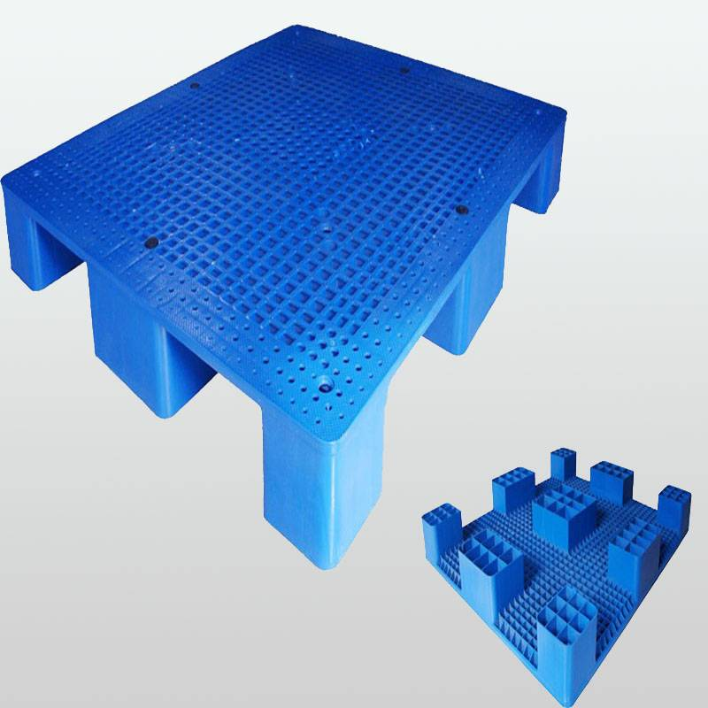 plastic pallet with 9 legged support.grid.1400*1000*