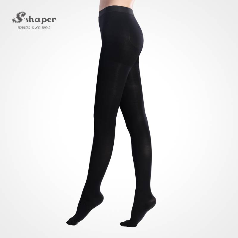 S-SHAPER Opaque Thick Women Slimming Pantyhose High Quality Compression Stocking