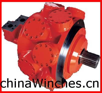 HPC325, HPC270, HPC200, HPC080, HPC125 Hydraulic Kawasaki Staffa HPC Motor