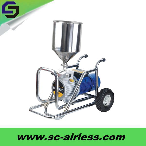 Hot sale 3kw SC7000 electric diaphragm pump airless paint sprayer