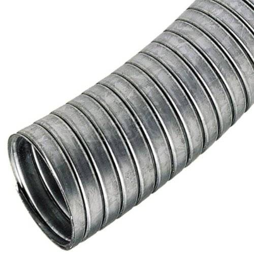 clear PVC Coated stainless steel 316 Metal Flexible Conduit