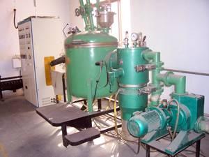 Vacuum Induction Smelting Furnace