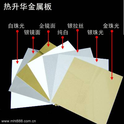 sublimation metal sheets