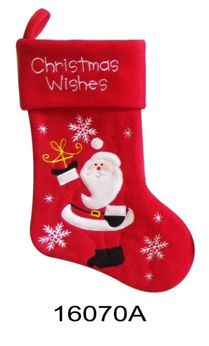 Christmas stocks