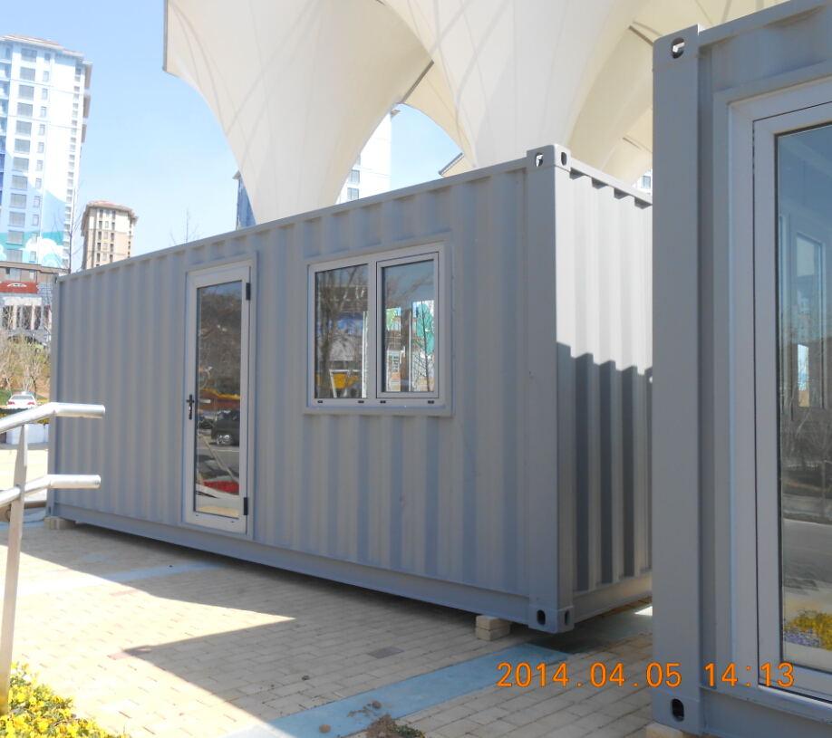 Investment Modified Container house
