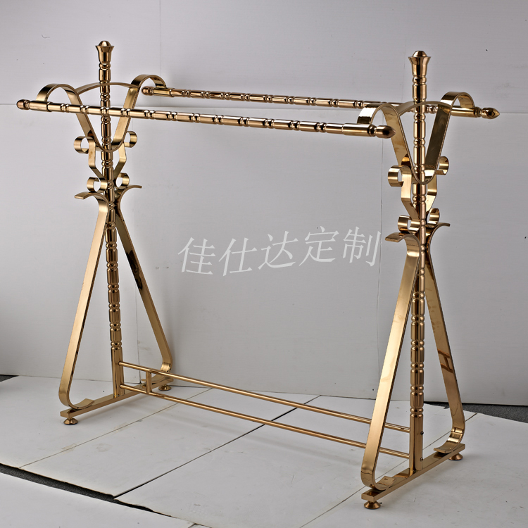 China Manufactured Centre Cloth Display Stand