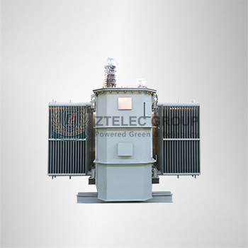 S(Z)11-630~31500/35 Series of On-load Regulation Oil-immersed Transformer