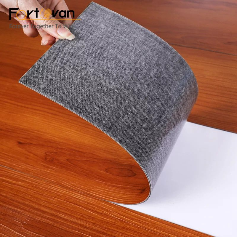 Best Self adhesive vesdura vinyl plank floor pvc tiles
