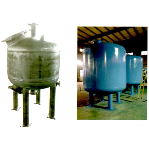 Activated Carbon Filter Housing