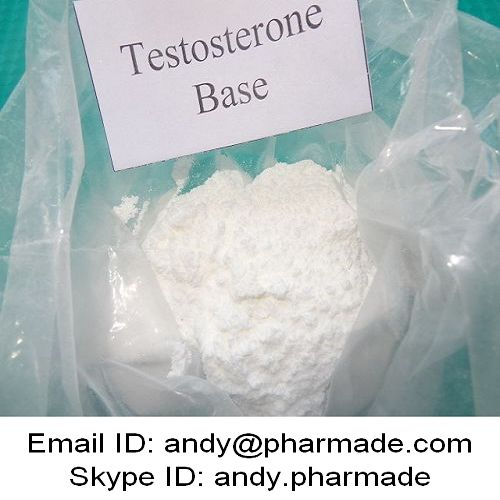 99% USP30 Testosterone Base Test Base TTE Powder Anabolic Steroids Muscle Building