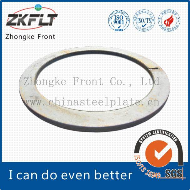 Spot supply carbon steel hot rolled flat welding flange