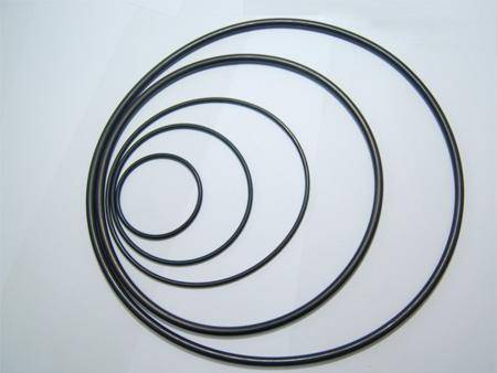 OEM High precision NBR/Silicone/FKM o-ring