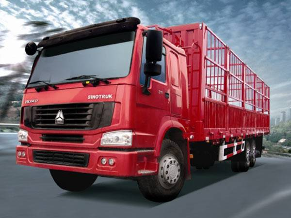 HOWO 6X4 Cargo Truck with Flat Cab 336 HP