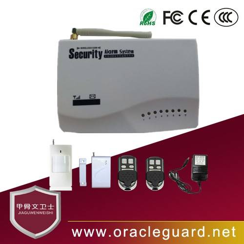 JGW-110G3 home gsm alarm system with 1 year replace 3 years repair safty device home alarms