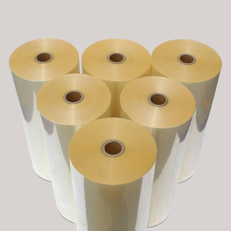 PVC blown shrink film