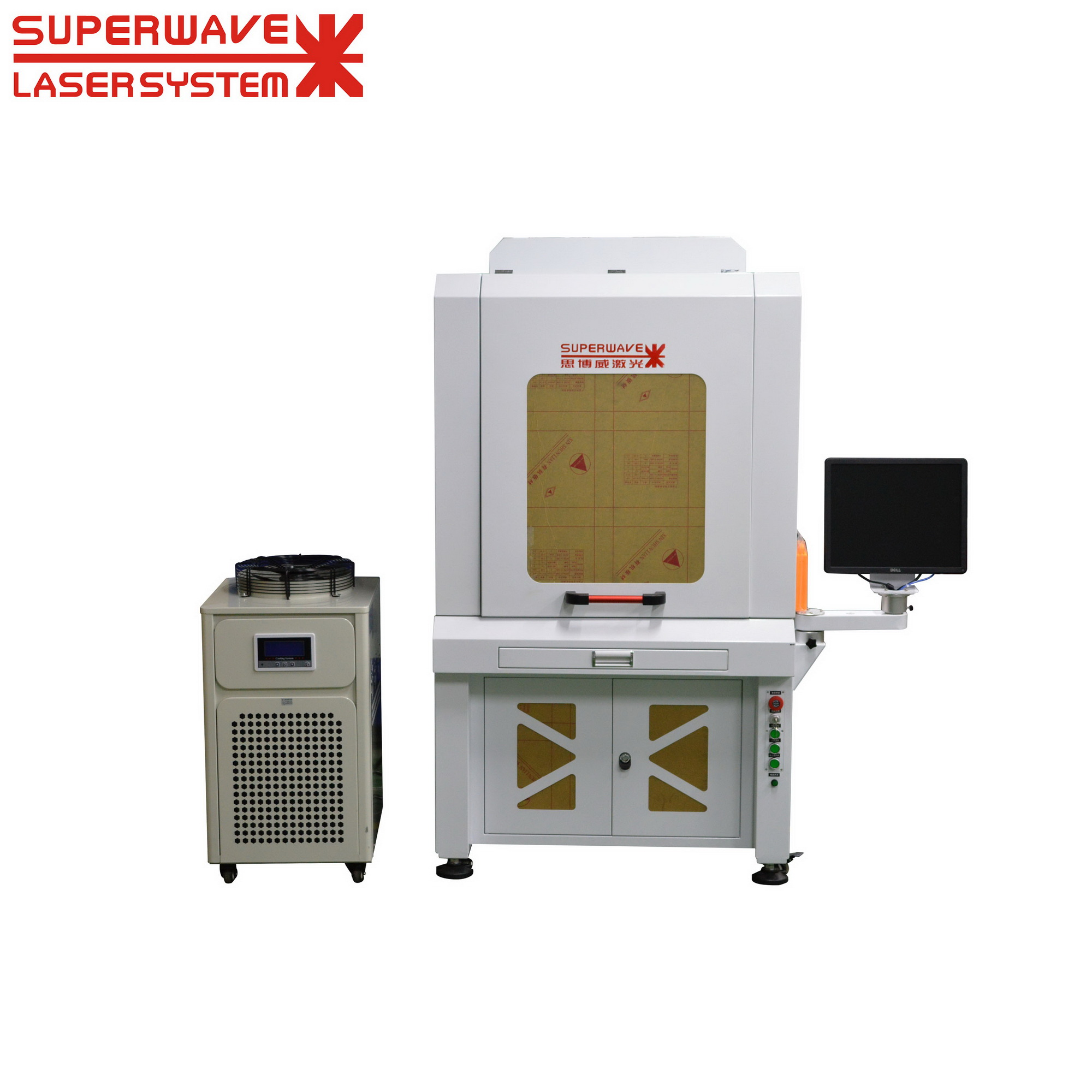 High Efficiency 1000W Steel FIber Laser Cutting Machine Fiber Laser Machine For Metal Aluminum