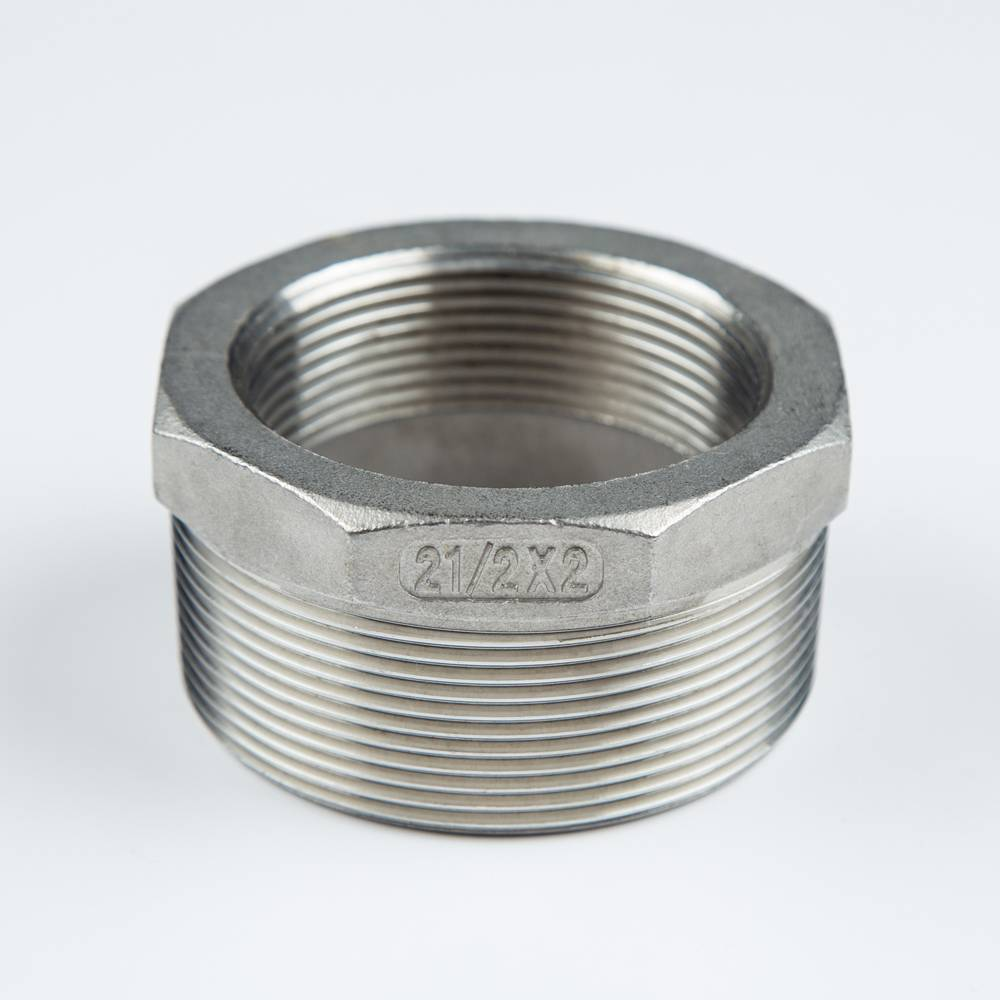 stainless steel pipe fittings, ss bushing
