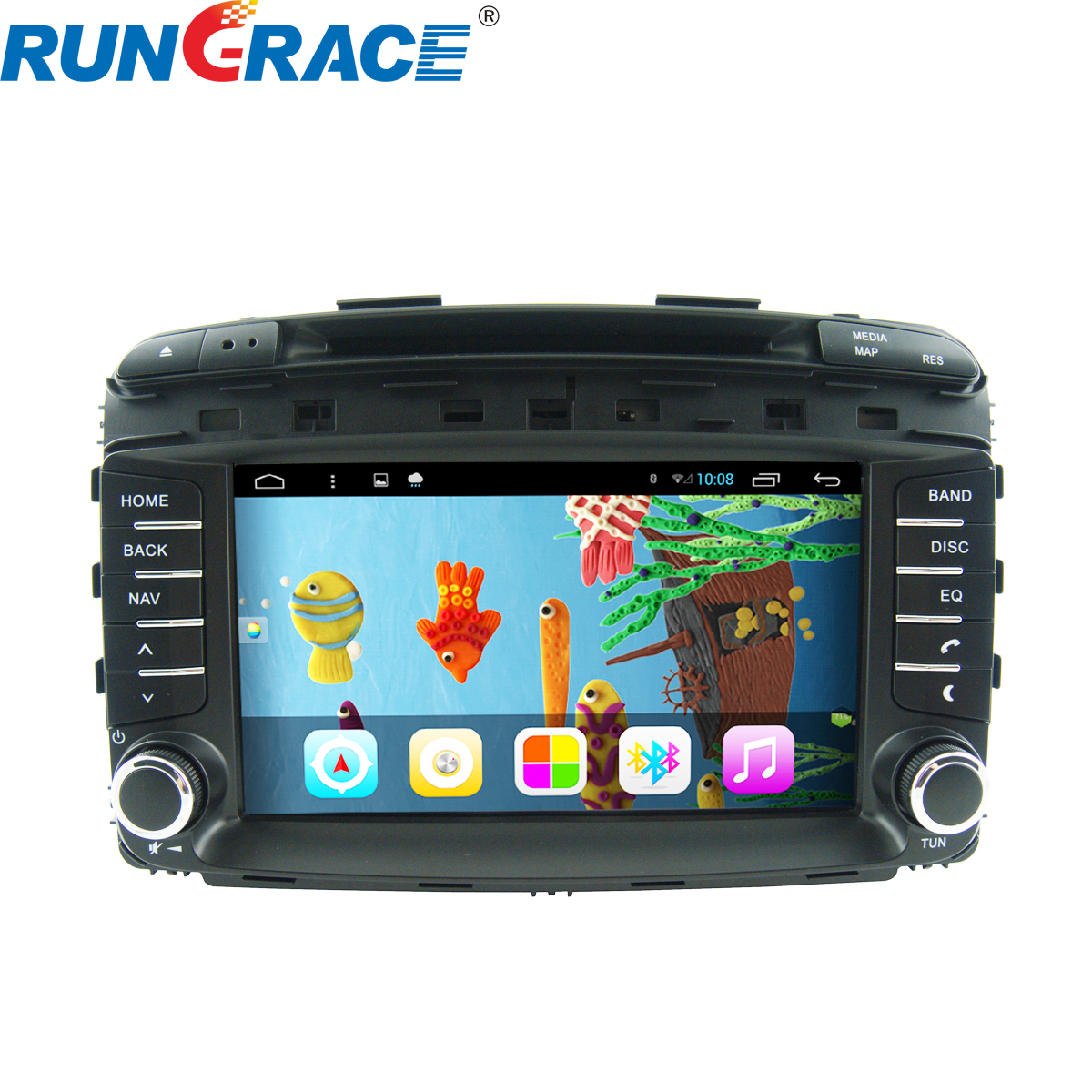 gps car navigation for KIA sorent