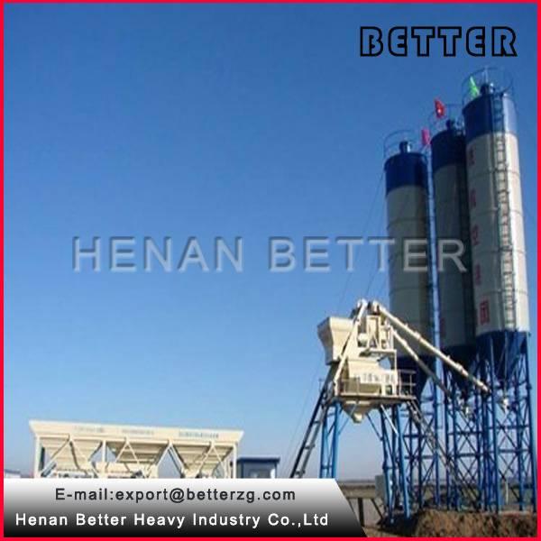 HZS25 concrete batching plant for sale
