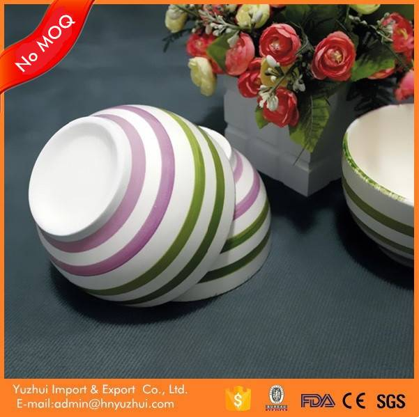 Free sample salad bowl, All kinds of size ceramic salad bowl,online shopping hand painted salad bowl