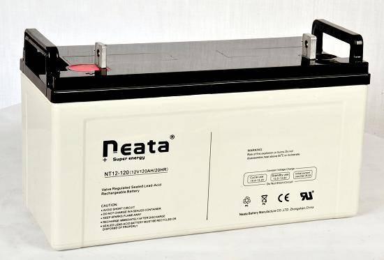 Floor washer battery 12V120Ah (ISO,CE,UL,ROHS,REACH)