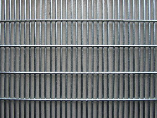 hot dipped galvanized 358 security fence