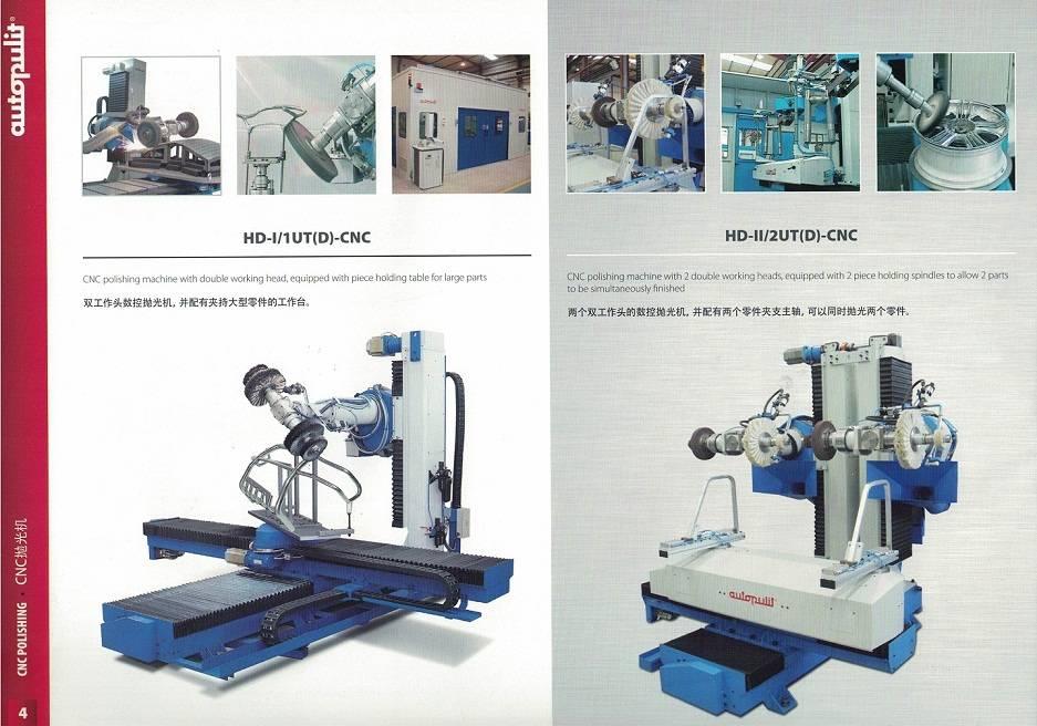 CNC Polishing
