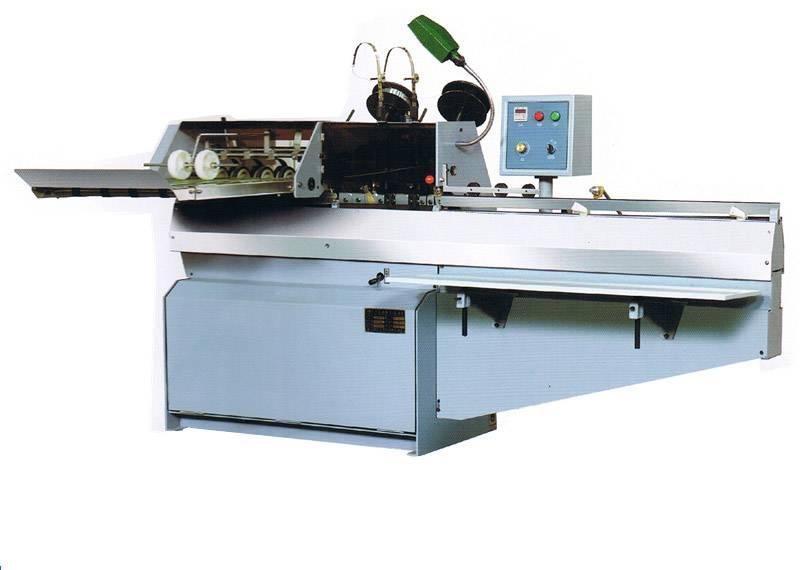DQ404A semi-automatic saddle stitching binding machine