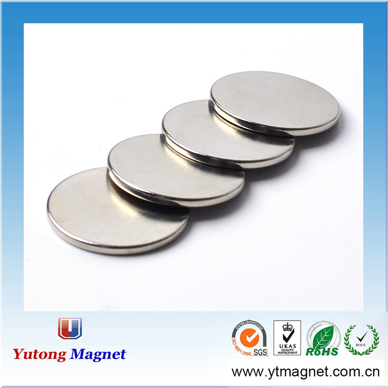 Permanent Type and Industrial Magnet Application NdFeB Magnet