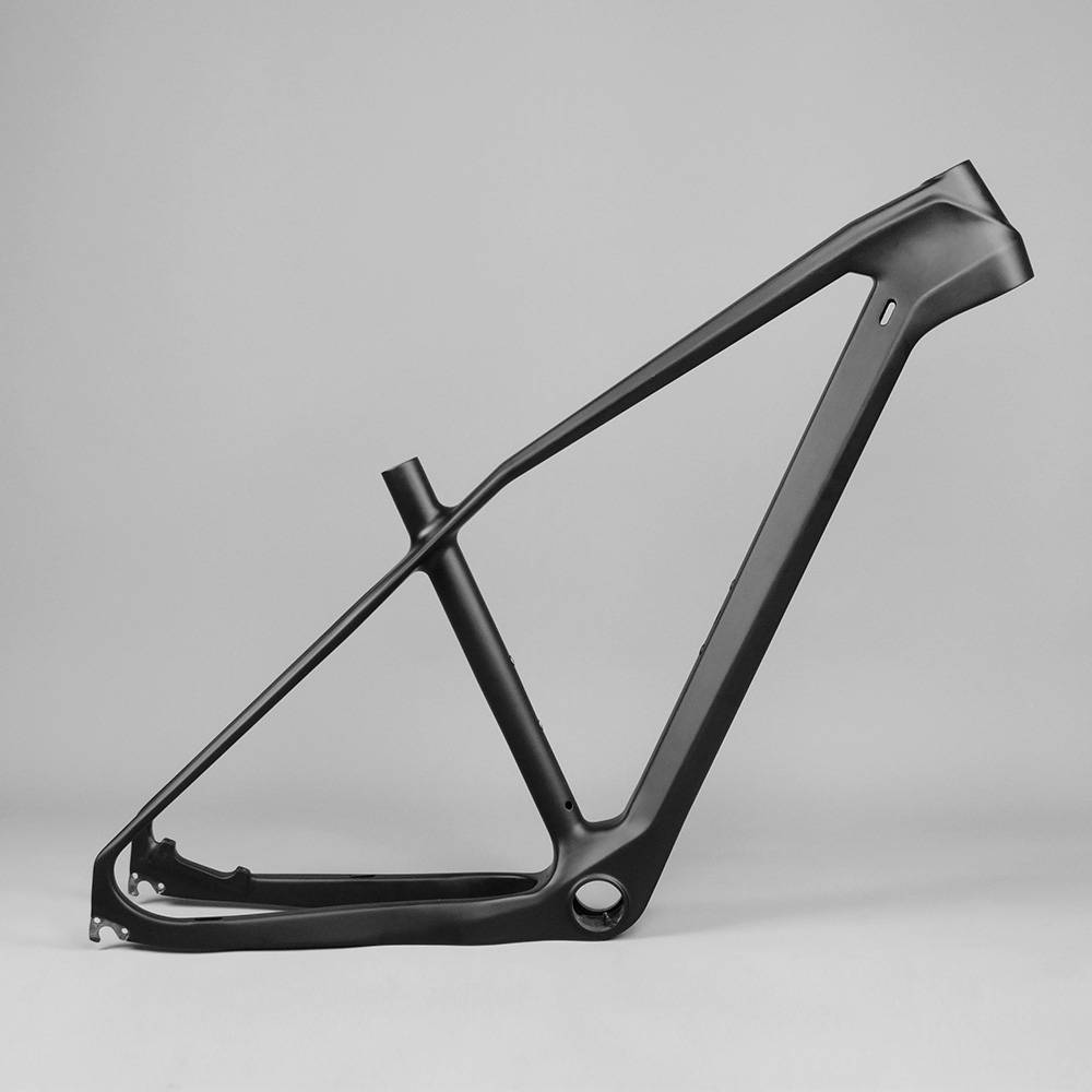 Carbon MTB bike frame with exchangeable hangers 142*12mm and 135*9mm 650b bike frame 27.5