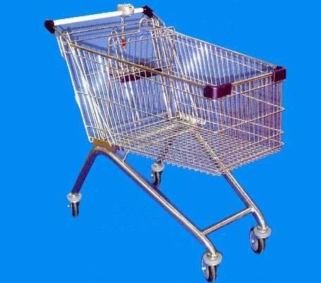 shopping cart/ shopping trolley(Europe type)