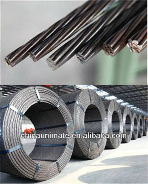 high strength stranded steel wire,High Quality high strength stranded steel wire,high strength stran