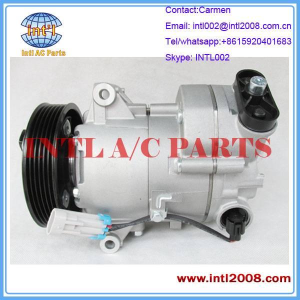 6PK CVC for Vauxhall compressor China supply 13271264 AVA QUALITY COOLING OLK495 16 18 046 16 18 160
