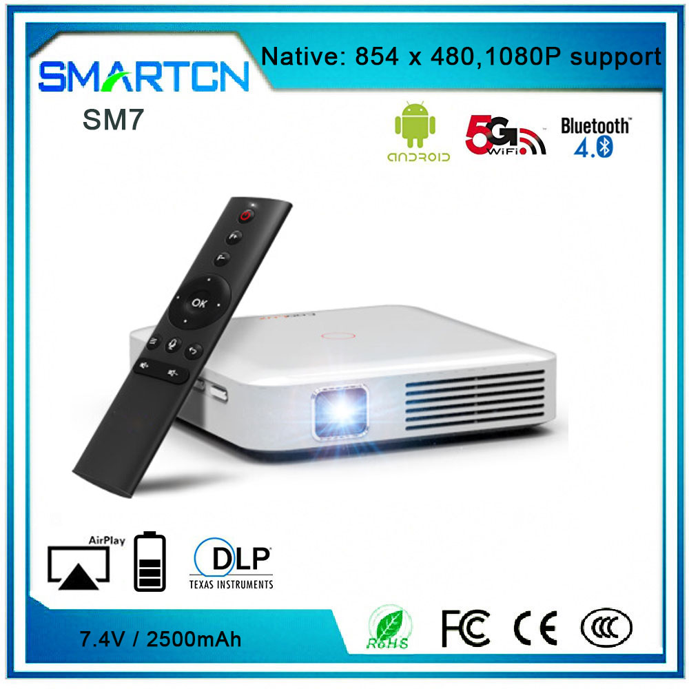 Small DLP projector