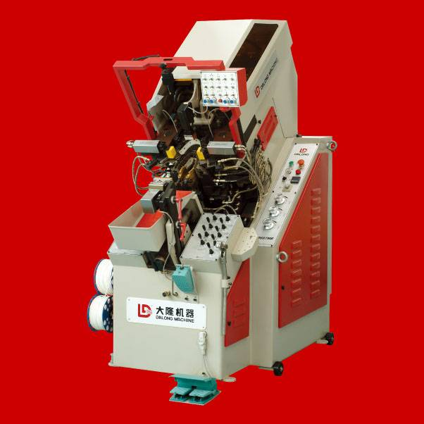 LD-687MB 9-Pincer Automatic Toe Lasting Machine (With Hot Melt)